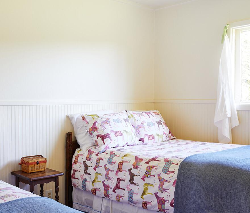 Cottage 12 Second Bedroom