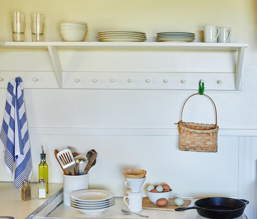 Cottage 10 Kitchen Detail