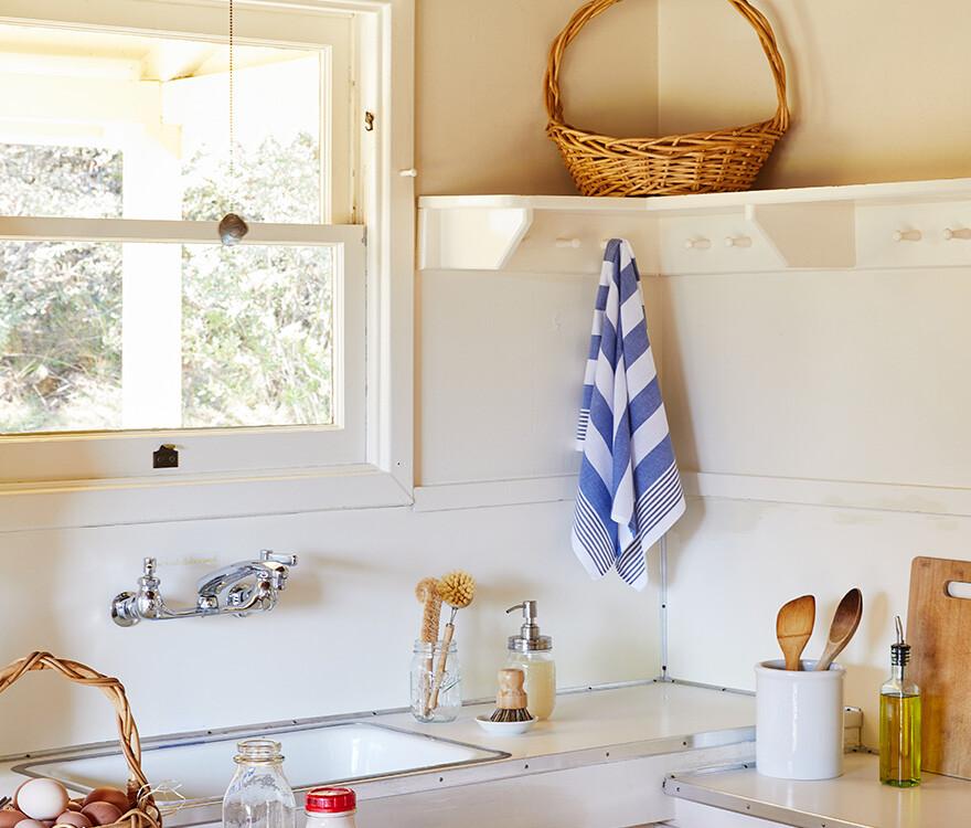 Cottage 12 Kitchen